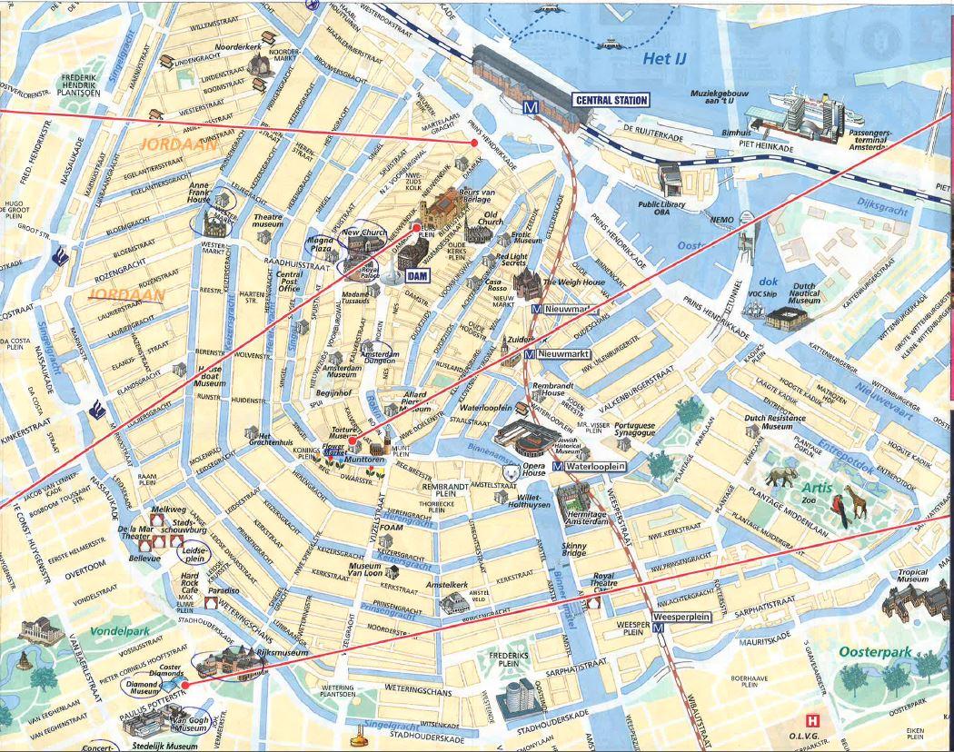 Plan Amsterdam Ville
