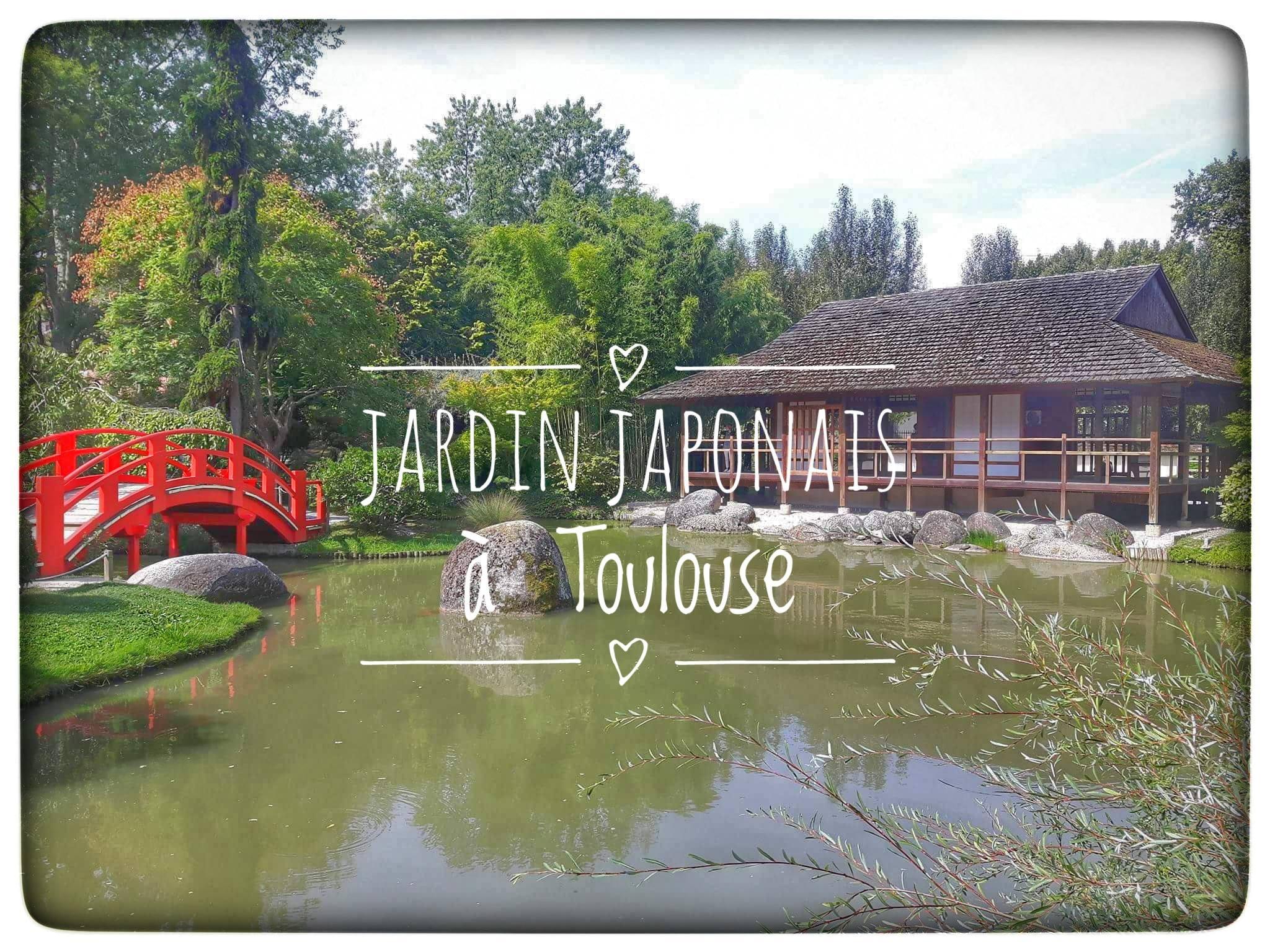 Un jardin japonais toulouse les amoureux du monde for Piscine jardin toulouse